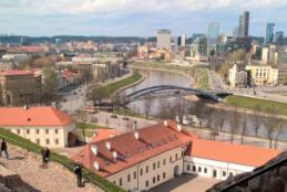 Vilnius látképe (c) 2016 - Katona Edit